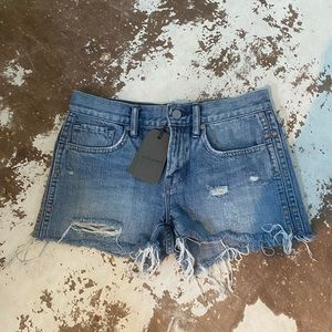 All Saints jean shorts